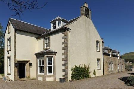 Abbotshaw House - Farm B&B - Bed & Breakfast