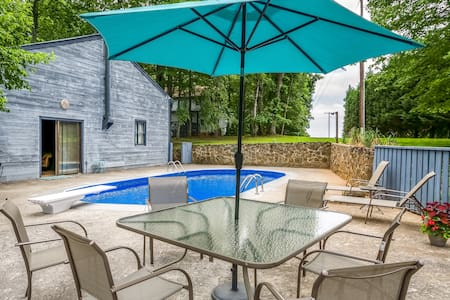 Pool Cottage at Blue Mountain House - Appartamento