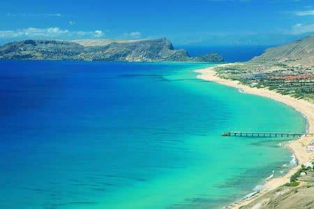 Porto Santo Ocean View - Pis