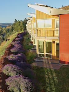 Mosier solar/Columbia view - Appartement en résidence