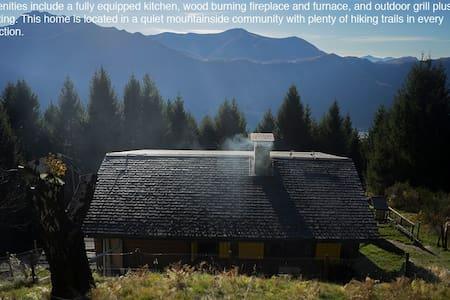 Beautiful Swiss Mountain Chalet - Almhütte