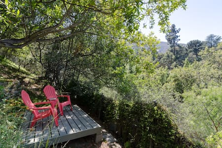 Topanga Tree House Retreat - Casa