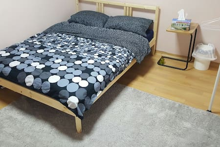 private room/ near Hongdae /double bed - 서울특별시 - Flat