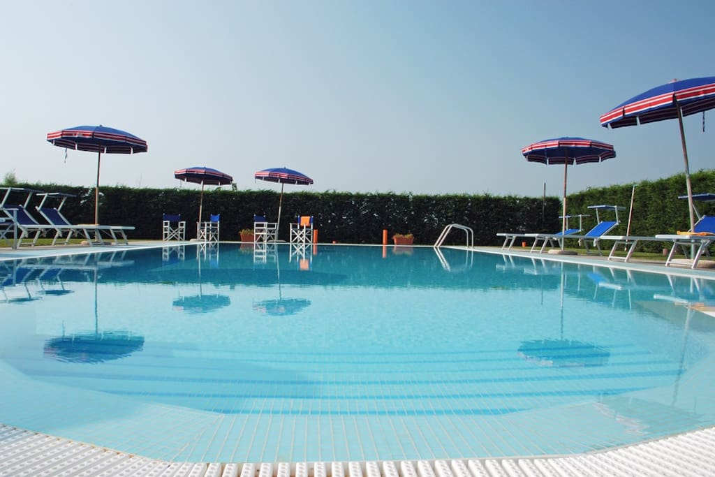 Lovely Country apt with Pool MAS1
