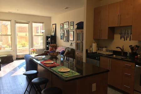 Spacious Apartment Near NoMA Metro - Washington
