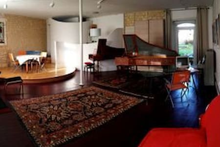 Pianoloft - JURIGNAC - Loft