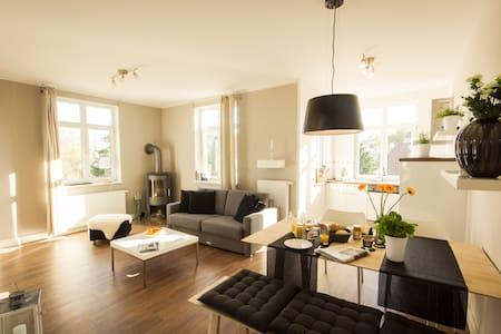 """Wohnung """"Brombeere"""" im Gutshaus - Apartamento"""
