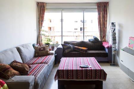3 rooms apt near the University