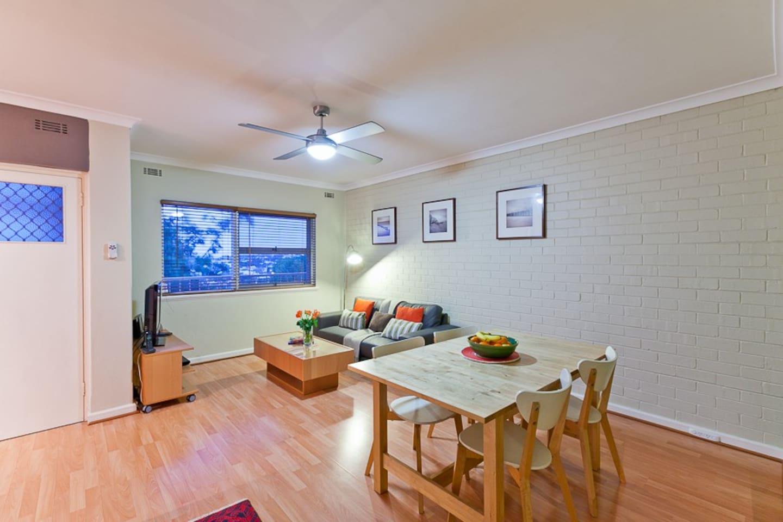 Open Living Area.