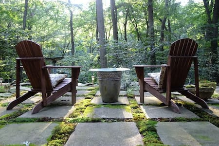 In a Forest -- Ensuite with Separate Entrance - Quarryville