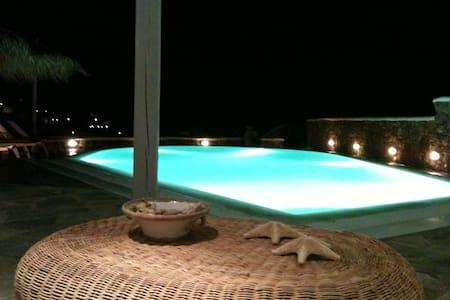 Villa Aurora Mykonos - Kalafati - Villa