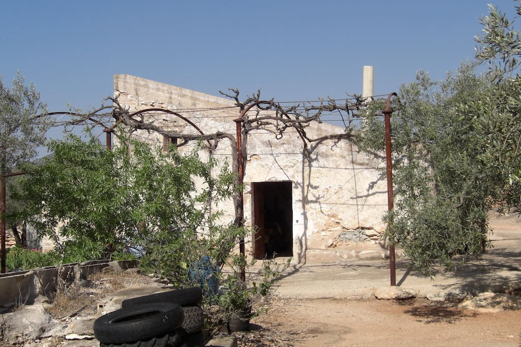 The original Casita.... about 140 years old.