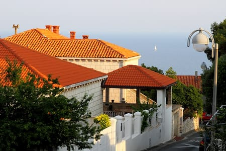 Montovjerna-studioapartment Jardin - Dubrovnik - Appartement