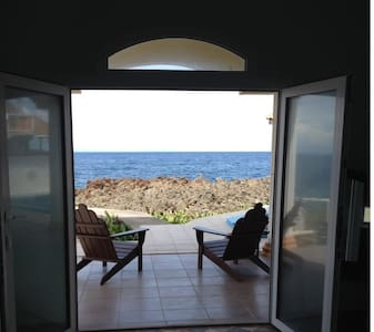 Ocean Front/Pool - 1 bedroom Villa - Huvila