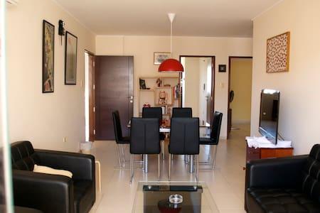 Bright, spacious, new apartment - Santa Cruz de la Sierra - Kondominium