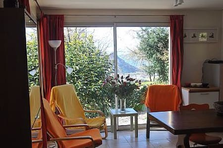 Jolie maison proche St Florent - Dom