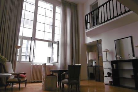 Ancien atelier d'artiste, 75m² - Parigi - Loft