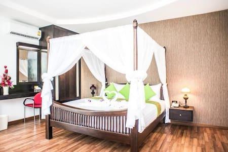 krabi Hotel - Tambon Pak Nam - Dormitorio compartido