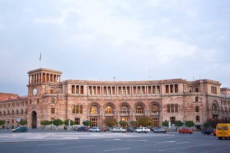 Beautiful, atypical, 1 bedroom - Yerevan - Apartment