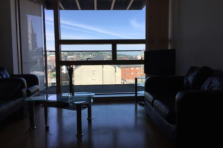 Cork city centre modern apartment! - Appartement