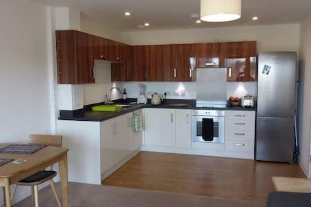 Comfy new flat by Open Market - Brighton - Apartment