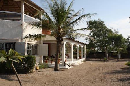 Keur Malola, villa au Sénégal - Mbodiene