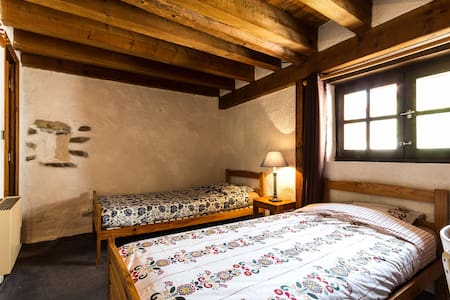 """Farenc guesthouse"", Idleness room - Glandage - Bed & Breakfast"
