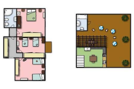 APPARTAMENTI ISOLA DI USTICA - Apartment