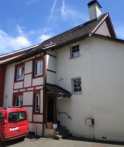 Chnusperhüsli - House