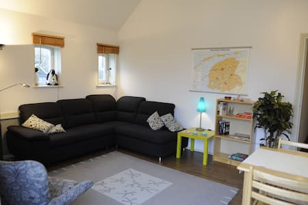 Cosy apt. in Frisian Lake District - Apartment