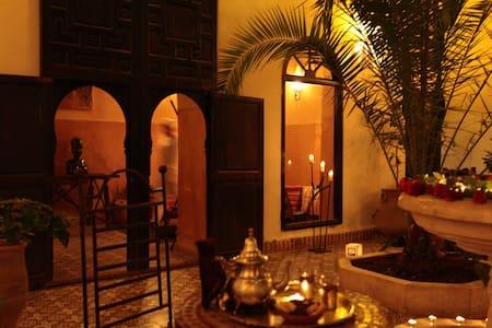 Chambre Sarah coeur de la Medina
