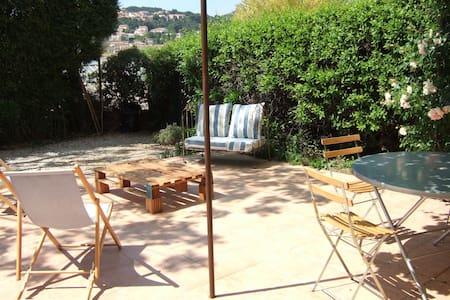 Appart 85 m2 avec Jardin privative - Appartement