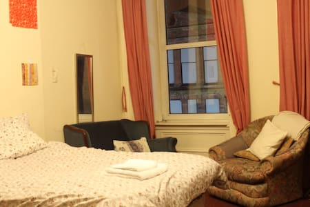 Room in Glasgow City Centre