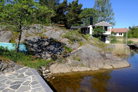 Arendal waterfront - Nedenes - Casa de campo