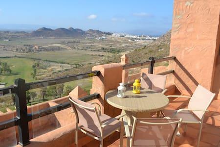 Apartamento en Mojacar Playa - Wohnung