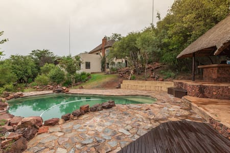 Game lodge in Broederstroom - Lain-lain