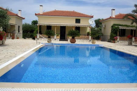 Foufas Houses - Παράλιο Άστρος - House
