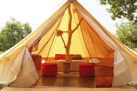 Bergerie Sainte Victoire - Tent