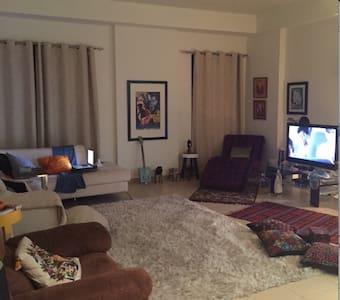 Dubai JBR apartment