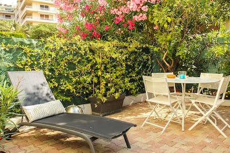 Cannes Croisette - Palm Beach - Apartment