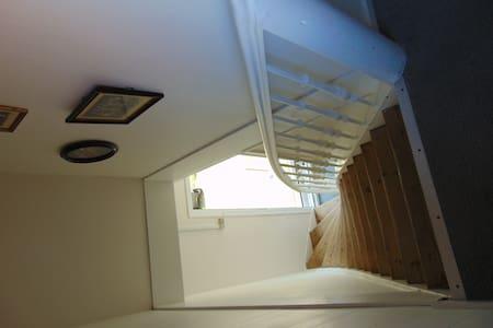 1. sals lejlighed med egen indgang. - Frederikshavn