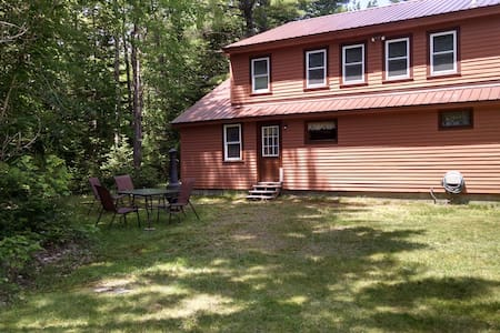 Air-conditioned summer space in Lakes Region ME - Bridgton - House