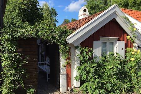 Mysigt 1700-talshus i Gamla Stan - Kalmar - Haus