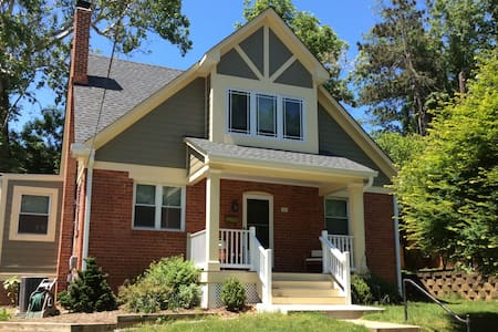LOVELY Takoma Park home ~ near DC