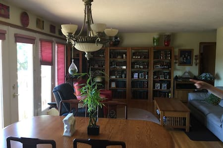 Champagne stay with serene views - Scappoose - Entire Floor