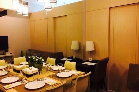 SMDC Grass Residences 5Star 1BR Condo - Quezon City - Apartmen
