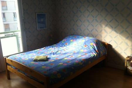chambre chez particulier hyper centre - Appartement