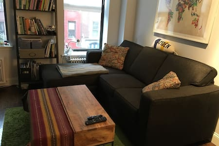 Cute apartment in Gramercy/Kips Bay - New York - Lägenhet