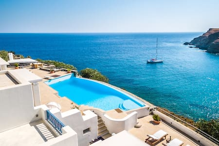 BluEros Luxury Villa - Syros