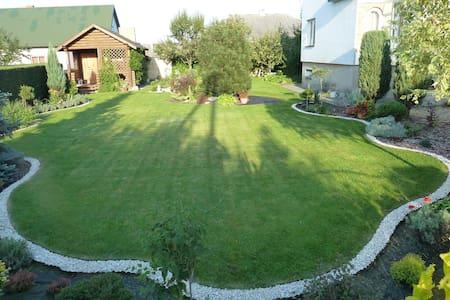 House with a garden near Lviv - Haus